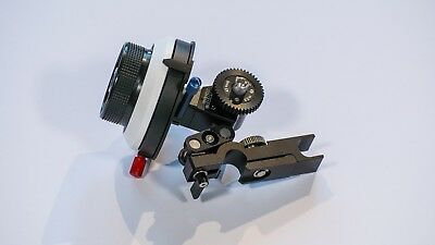 ARRI Mini Follow Focus MFF-1 Hard Stops (15mm rail-use) - Nearly New!
