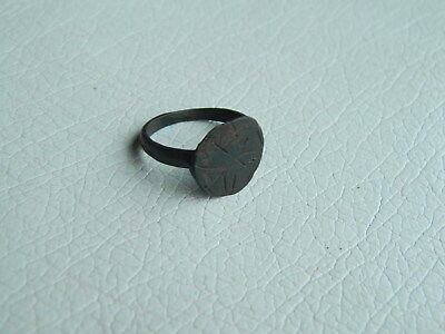 Ancient Medieval Ring (15-16 century).