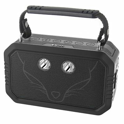 DOSS Wireless Portable IPX6 Waterproof Bluetooth Speakers with HD Sound and Bass