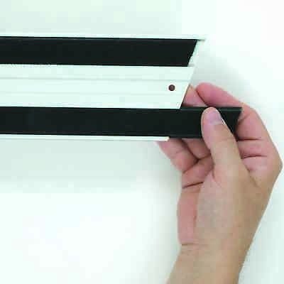 """Need Commercial Stick?  Rubbermaid Q360 36"""" Velcro Strips Replacement, 6 pack"""