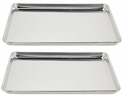 Vollrath (5303) Wear-Ever Half-Size Sheet Pans, Set of 2 (18-Inch x 13-In... New