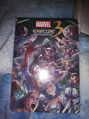 Marvel vs. Capcom 3: Fate of Two Worlds Special Edition Steel Book (Xbox 360)