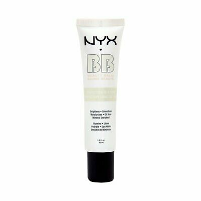 NYX B.B Cream BB NUDE BBCR01 NEW 30mL beauty balm