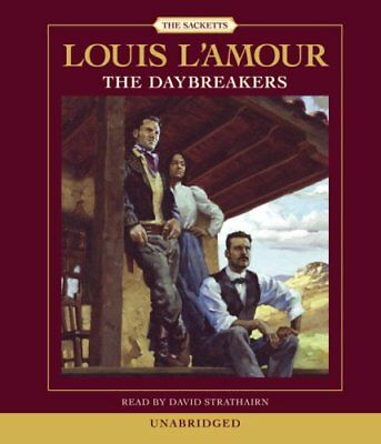 Daybreakers, the by Louis L'Amour 9780739319048 (CD-ROM, 2006)
