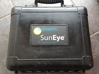 SOLMETRIC SunEye 210 HARD CASE only