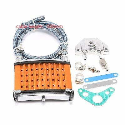 Oil Cooler Radiator for TTR SSR Dirt Pit Bike ATV Quad 50-250CC Universal Honda