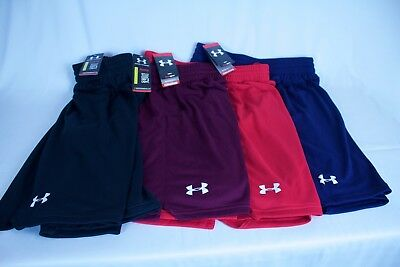 """NWT Under Armour Men's Dominate 10"""" Basketball Shorts 1219914"""