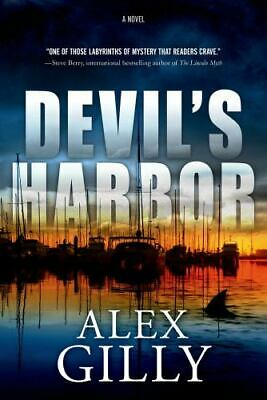 Devil's Harbor by Alex Gilly (2015, Hardcover)