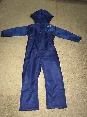 Boys Age 6-7 Snowsuit From Matalan