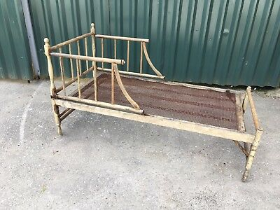 Victorian Bed Antique