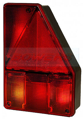 Aspock Earpoint 1 Rear Combination Tail Light Lamp Brian James Erde Trailer