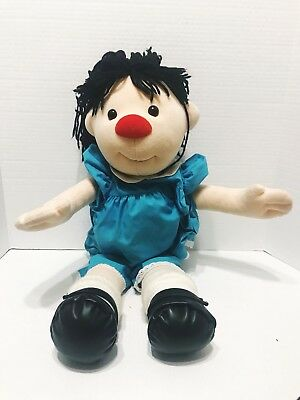 "Big Comfy Couch Molly Doll 28"" Plush 1997"