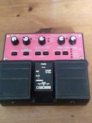 BOSS RC 20 Loopstation Looper