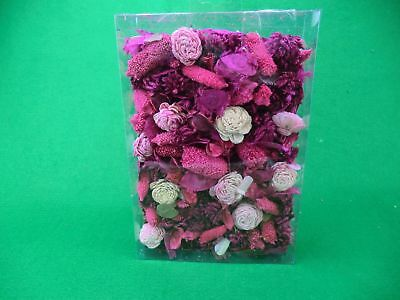Gift pack Pot pourri,Quality British Made ,22 x 18.5 x 5cm, assorted fragrances