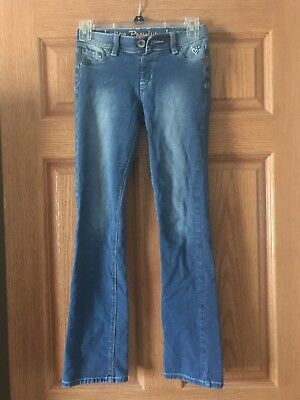 Justice Jeggings boot cut 12 Slim