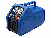 Refrigerant Recovery Device CRC350, R134a R410a R407c, TÜV-certified, NEW