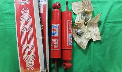 Pair of Delco Big D Shocks 502-14 Extra Heavy Duty Absorber (529*)