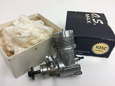 Vintage OS H35C Combat Model Engine New in Box