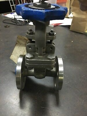 "New  OIC Newmans  3/4"" GATE VALVE  CF8M."