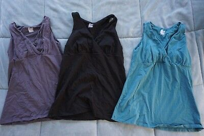 Nursing Lot: Sleep Tanks, T-shirt, and Dress size S/M