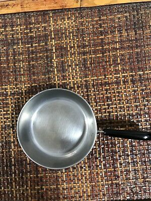 Wear-Ever Stainless Steel Miniature Pan Copper Bottom