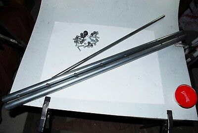 Shopsmith Sawsmith 2000 Rip Fence Rails And All Hardware Fits Standard Model