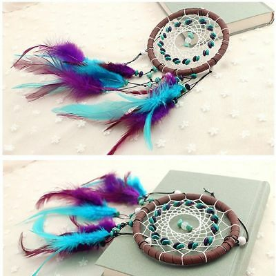 Dream Catcher Feathers Hanging Decoration Car Pendant Ornament For Home Wall
