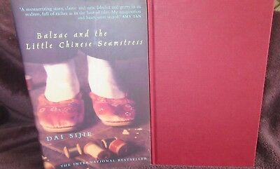 BALZAC and the Little Chinese Seamstress ~ DAI SIJIE  1st HbDj   UNread  in MELB