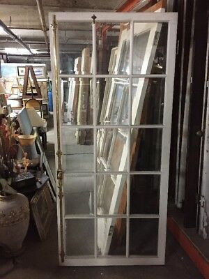 Pantry Door In With Beveled Glass 15 Light 74 1/2 X 33 1/2""