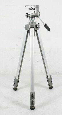 "Camera Tripod With 6 Telescopic Clamps 52"" Height"