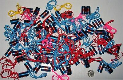 Large Lot 9 Lives Battery Toy Necklaces