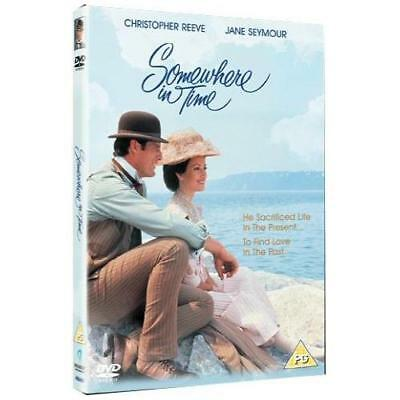 Somewhere In Time (Christopher Reeve Jane Seymour) Region 2 New DVD