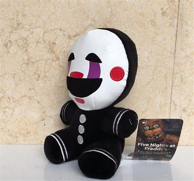 """New Funko Five Nights at Freddys Puppet Marionette Clown 6"""" Plush Toy Doll gift"""