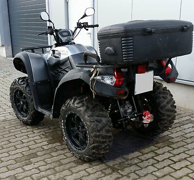 Quad Kymco MXU 500 DX IRS LOF