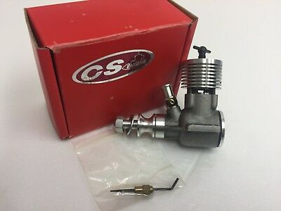 C S Engine Oliver Tiger Model diesel aircraft Engine new in box