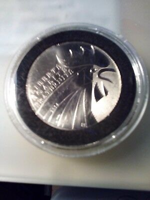 France 2014 10 Euro, Nice, Modern, Uncirculated Coin, Rooster [3127.51]