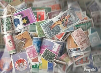 Indonesia 700 different stamps