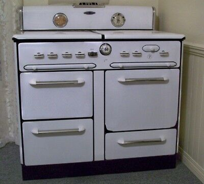 1940's/1950's Gaffers and Sattler Antique Gas Stove