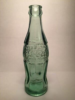 VA Coca Cola Bottle Alexandria Virginia US Ptent Office