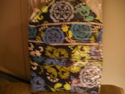 DISNEY/VERA BRADLEY Large Duffel WHERE'S MICKEY Pattern NWT - FREE SHIPPING