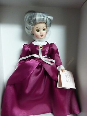"""Madame Alexander 10"""" CISSETTE Doll - DISNEY'S WICKED STEPMOTHER/LADY TREMAINE"""