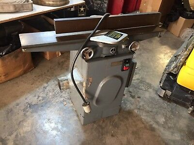 Rockwell Delta 37-220 Woodworking Jointer 3 Phase