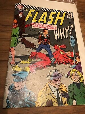 #171 - The FLASH - DC 1967