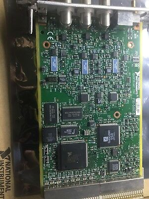 NATIONAL INSTRUMENTS, PXI-5102,tested, good