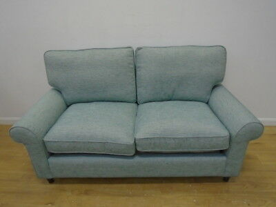 LAURA ASHLEY Abingdon Sofa Bed in Watson Duck Egg QA1801181063