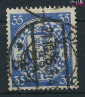 Gdansk D48 fine used / cancelled 1924 service mark (9045864