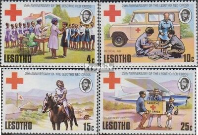Never Hinged 1982 Walt A Wide Selection Of Colours And Designs complete Issue Unmounted Mint Lesotho 402-409 Couples