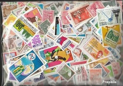 Asia 3.000 different stamps