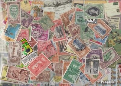 Trinidad and Tobago 500 different stamps