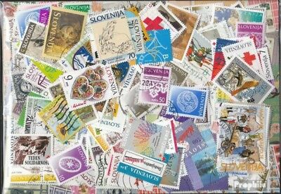 slovenia 700 different stamps